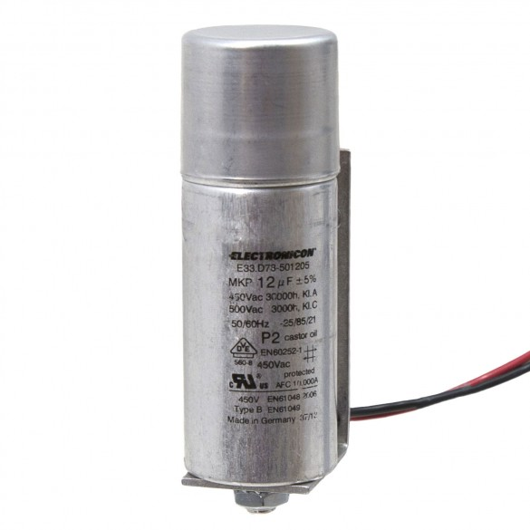 Capacitor 12 μF (MIB 30/40) - Magnetic AutoControl 1006.0028