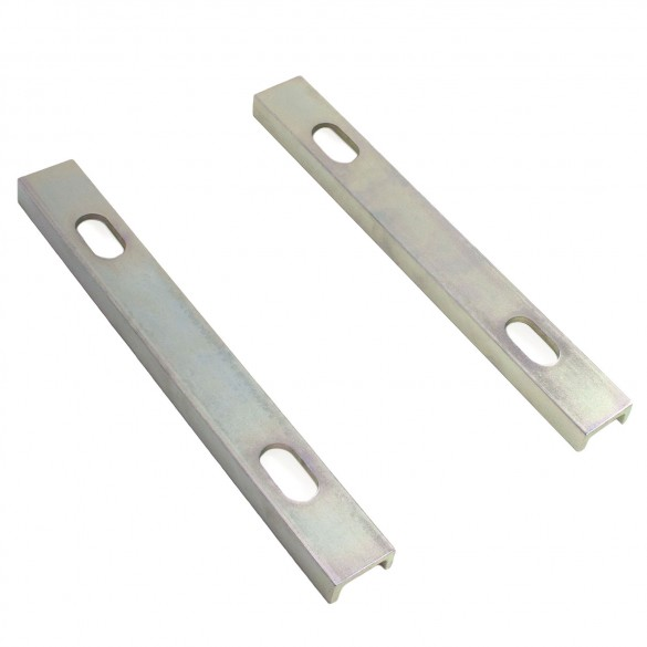 U-Rail Pair for Mounting MIB/MBE - Magnetic AutoControl 2043.0100