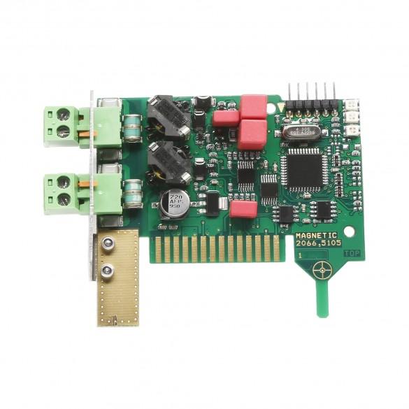 Magnetic AutoControl 2-Channel Loop Detector Module (Uninstalled) - DM02-E