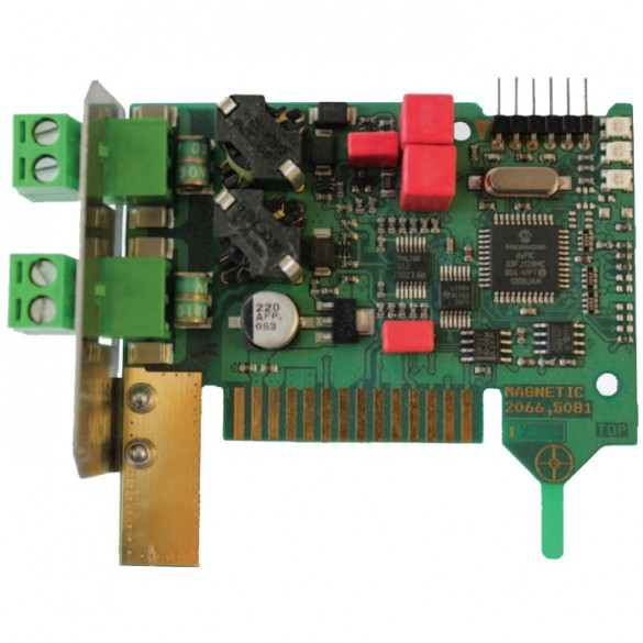 2-Channel Loop Detector Module