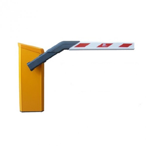 Magnetic AutoControl 24V Barrier Opener w/ 20ft Boom (Orange) - ACCESS-PRO-H-RE02000