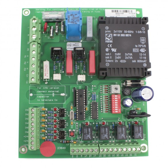 Magnetic AutoControl MBE Single Board Controller - 1013.5036