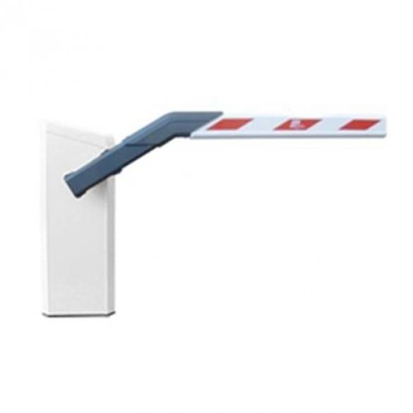 Magnetic Access-RE01040 24V Barrier Opener w/ 10ft Boom (White)