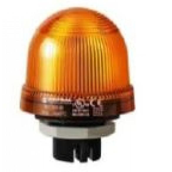 Magnetic AutoControl Flash Light (Orange)
