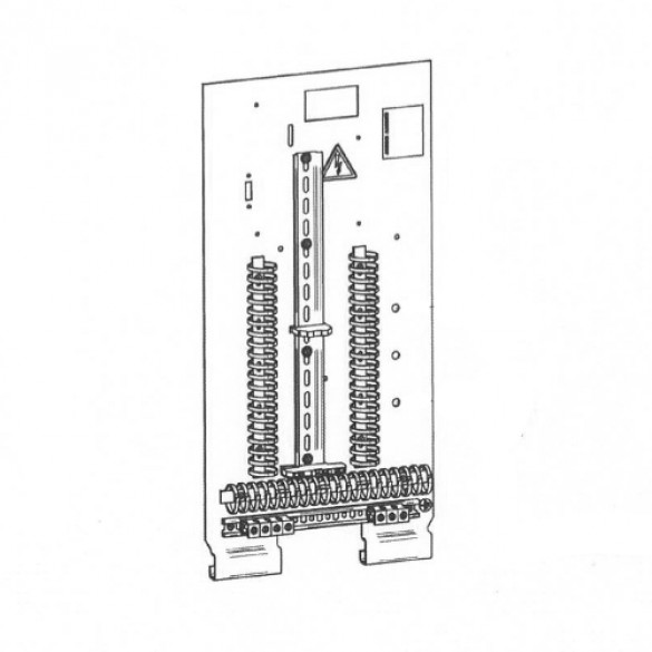 Inner-Door Panel - Magnetic AutoControl 1031.5020