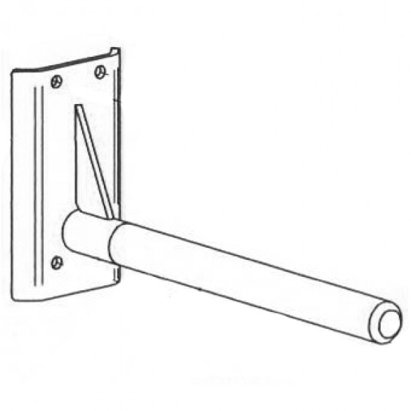 Flange Shaft for MBE - Magnetic AutoControl 1014.5037