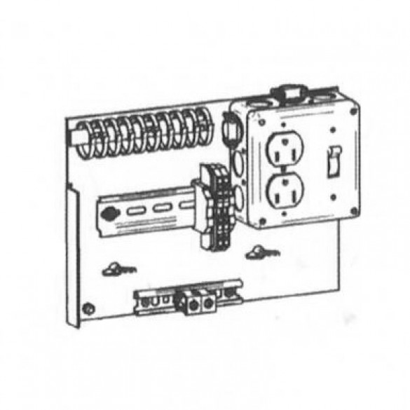 MIB Power Panel - Magnetic AutoControl 1031.5054