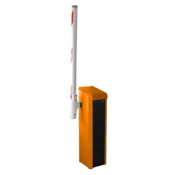Magnetic Toll HiSpeed-RA01000 Barrier Opener w/ 10ft Round Boom (Orange)