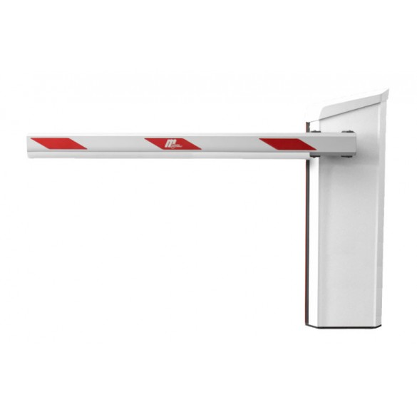 Magnetic Access MAN-H-RZ01240 Manual Barrier Opener w/ 15ft Boom (White)