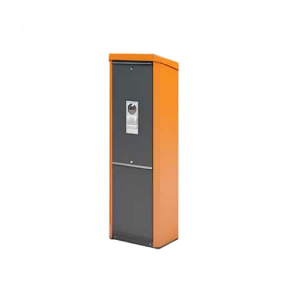 Magnetic Terminal-MXL Free Standing Access Housing - TERMINAL-MXL-C400 (Orange Model Shown)