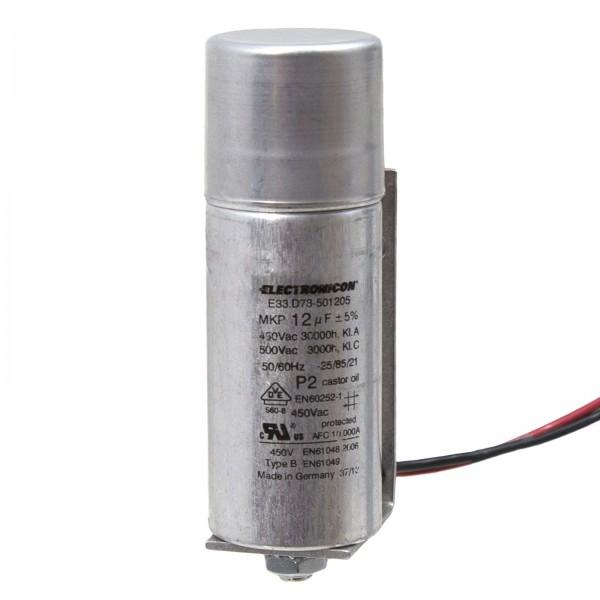 Capacitor 12 μF (MIB 30/40) - Magnetic AutoControl 1006.0028