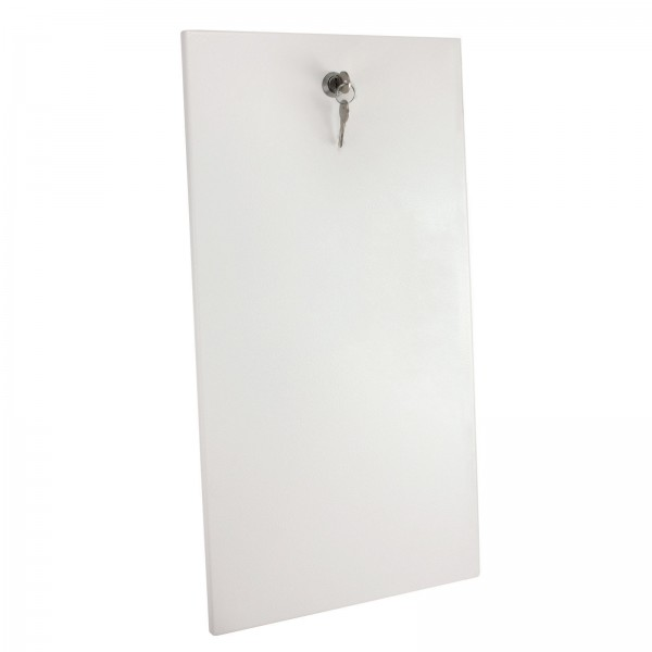 MIB/MBE Door Assembly (White) - Magnetic AutoControl 1043.5540
