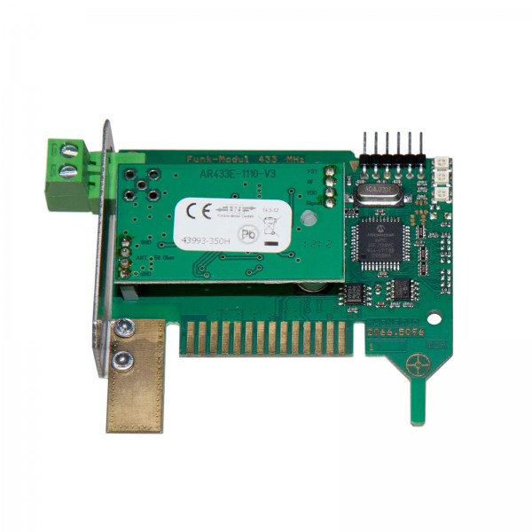 Magnetic AutoControl Radio Receiver Module - FM02-AM