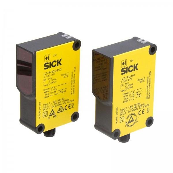 LS11-E PE-Beam Photoeye from Magnetic AutoControl