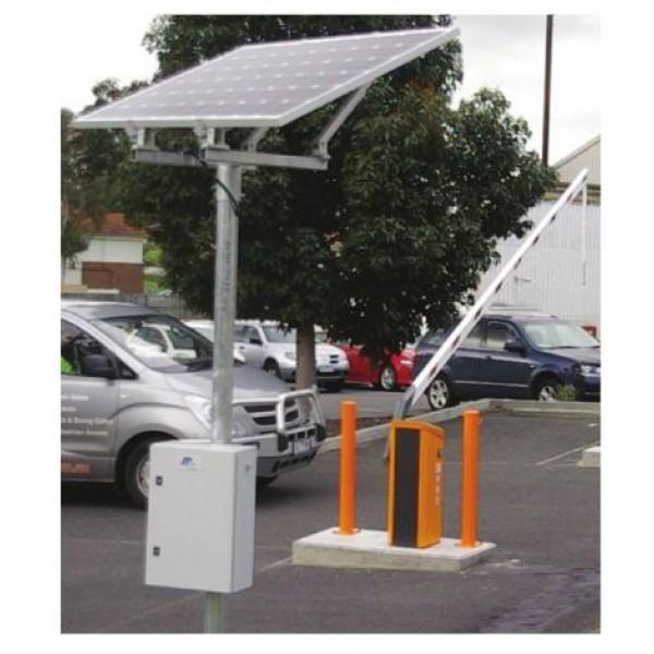 Solar Package for Access 24V Operators - Magnetic AutoControl BAT011-N