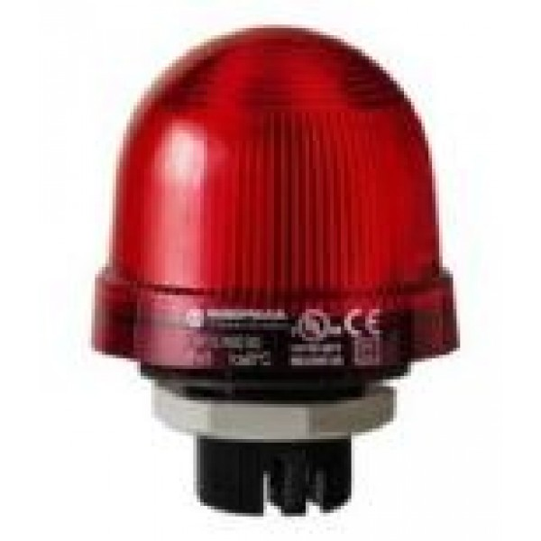 Magnetic AutoControl LED Permanent Light (Red)