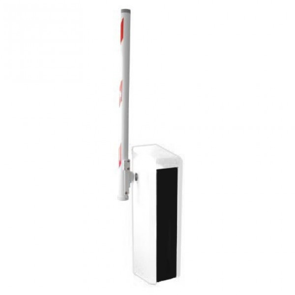 Magnetic Toll Pro2 Barrier Opener w/ 10ftt Round Boom (White)