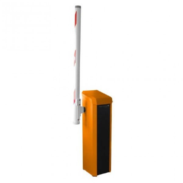 Magnetic Toll HiSpeed-RA01000 Barrier Opener w/ 10ft Round Boom (Orange)