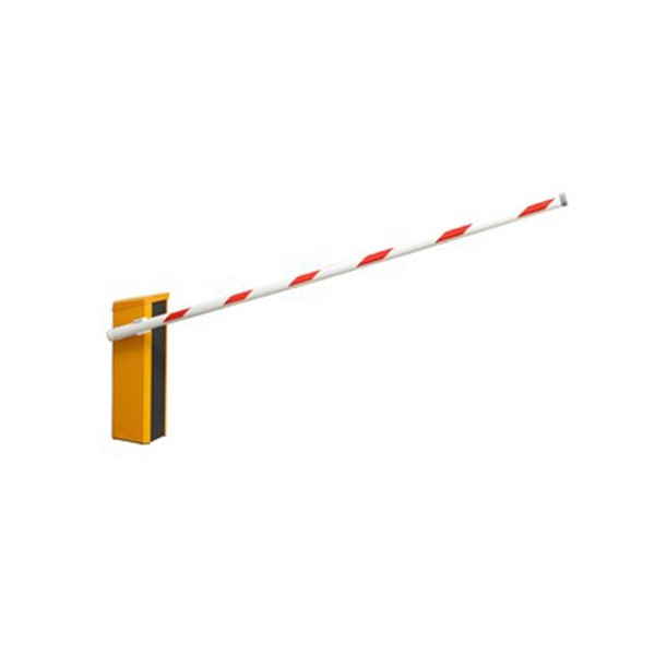 Magnetic Toll HiSpeed-RAA1000 Barrier Opener w/ 10ft Foam Boom (Orange) - TOLLHISPEED-RAA1000