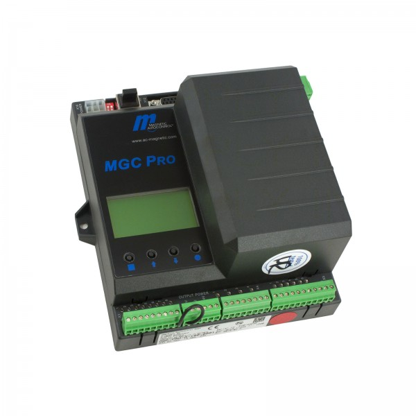 Parking Pro, Access Pro-L, and Toll Pro Controller