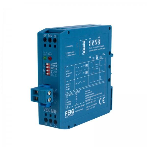 Magnetic AutoControl Single Channel Loop Detector (24V) - MID1E-800 VEK M1H