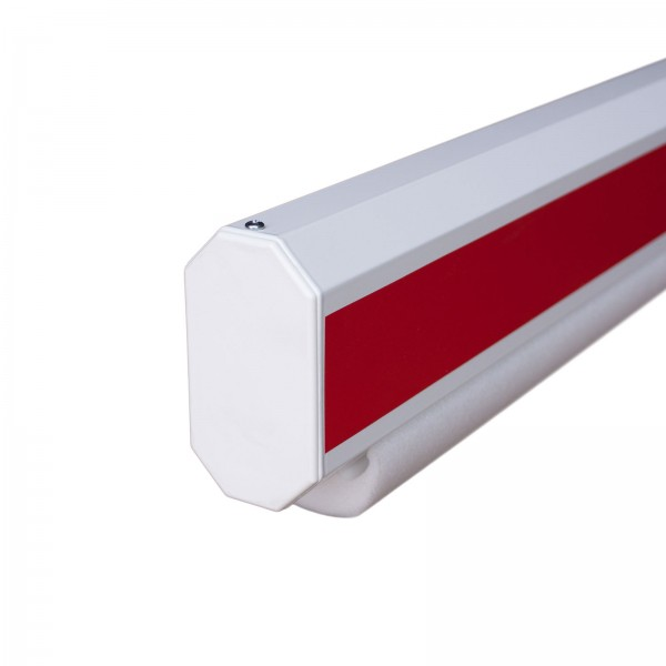 Magnetic AutoControl Octagonal Aluminum Barrier Arm for MIB and MBE (12ft) - MSB5N-035