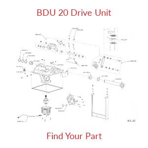 Magnetic AutoControl BDU 20 Drive Unit Part Finder