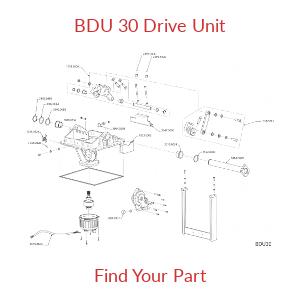 Magnetic AutoControl BDU 30 Drive Unit Part Finder