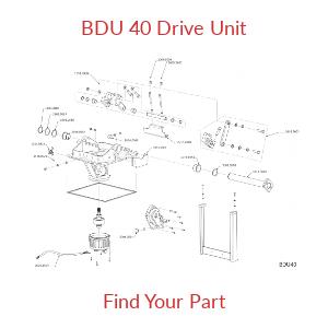 Magnetic AutoControl BDU 40 Drive Unit Part Finder