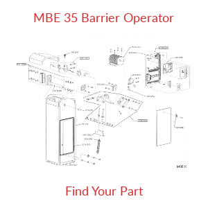 Magnetic AutoControl MBE 35 Operator Part Finder