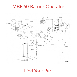 Magnetic AutoControl MBE 50 Operator Part Finder