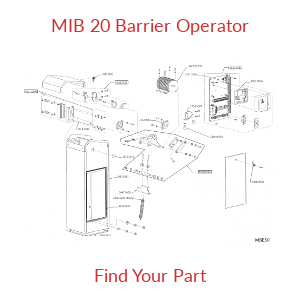 Magnetic AutoControl MIB 20 Operator Part Finder
