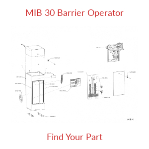 Magnetic AutoControl MIB 30 Operator Part Finder