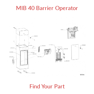 Magnetic AutoControl MIB 40 Operator Part Finder